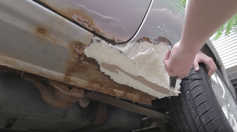 Cost To Fix Rust Holes On Car