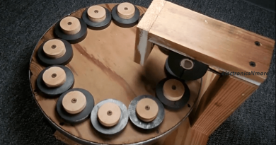 The Truth Exposed: Do Free Energy Wheels With Magnets Really Work?