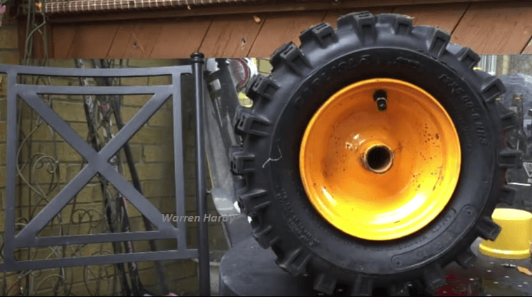 Tutorial say goodbye to flat tires by filling them with foam tutorial say goodbye to flat tires by filling them with foam brilliant diy solutioingenieria Images