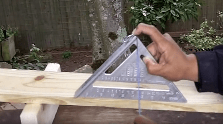 Step By Step Instructions This Nifty Trick Allows Your Speed Square