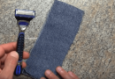 Don't Throw That Old Razor Blade Just Yet! Watch This First.