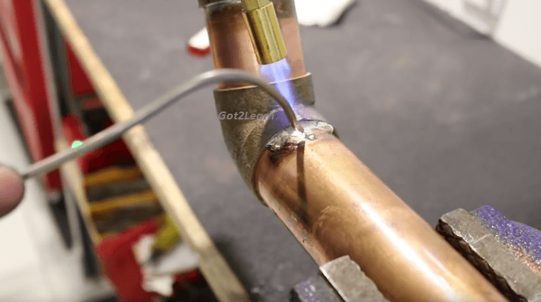 Here Is The Correct Way To Solder Copper Pipes Brilliant Diy