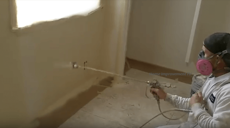 Cool Tips On Using A Paint Sprayer To Paint Your Walls.