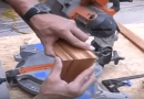 Learn The Easy Way To Cut Crown Molding. Watch This.