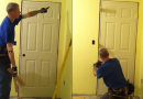 It Takes Less Than 15 Minutes To Install A Door. Here's How.