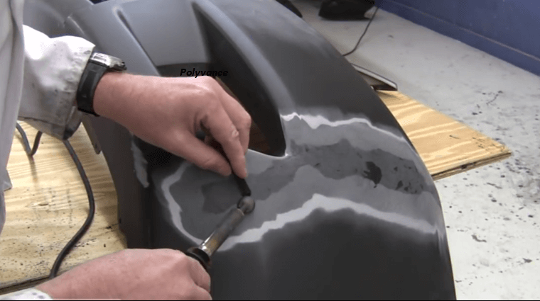 Bumper Repair With Plastic Welder Archives Brilliant Diy