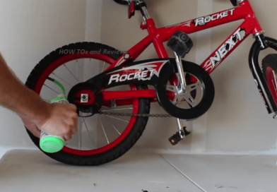 Fix Your Flat Tire With A Slime Tire Sealant!