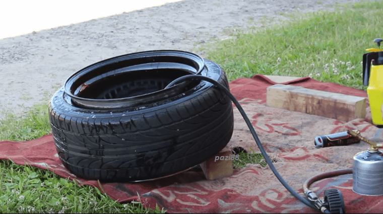 Here Is The Correct Way Of Mounting Tires Manually.