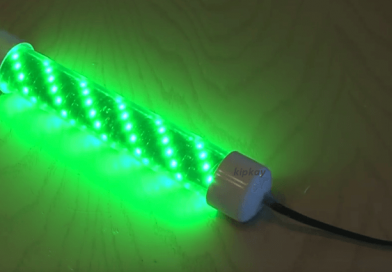 How To Create A Glowing Fishing Light Tube To Attract More Fish.