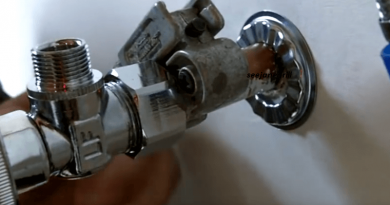 How To Remove And Install A Shut-Off Valve The Easy Way.