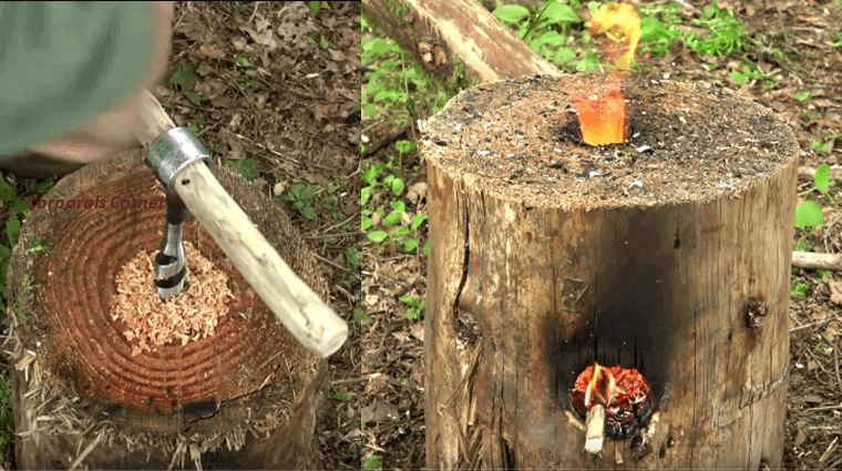 How to make your own wooden rocket stove brilliant diy for Build your own rocket stove