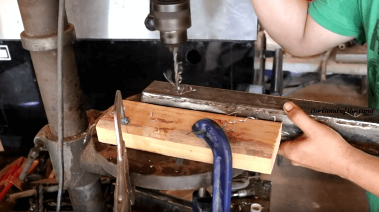 Make Your Old Drill Press Work For You With These Life Hacks.