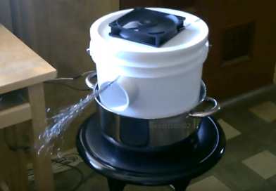 Creating A Space Cooler: Your Very Own Homemade AC!