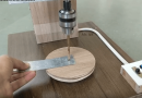 Try Your Hand At Making Your Very Own Automatic Drill Press At Home.