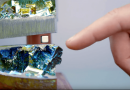 How To Make A Magnet Levitate Using Bismuth Crystals!