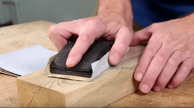 A Guide For Choosing The Right Sandpaper For Your Woodworks.