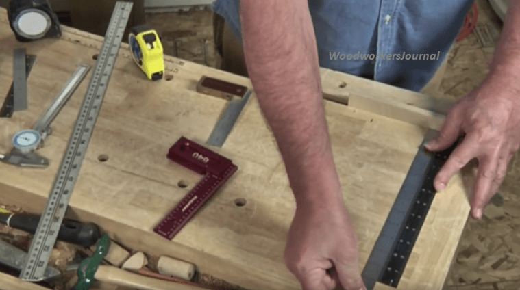 Simple Tips For Woodworking Measurements And Layouts.