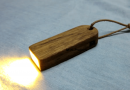How To Make Your Own Handy Wooden Flashlight w/ Customized USB Charging.