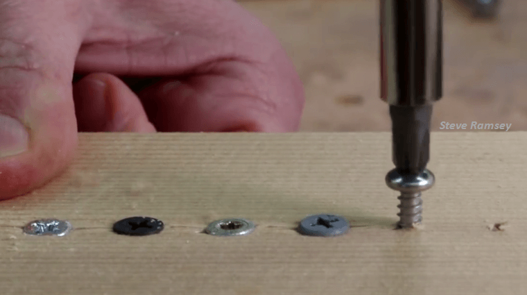 Screw It Or Nail it? Woodworking Basics.