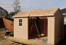 Building A Shed? Check Out This DIY And Save Money On Prefab Kits.