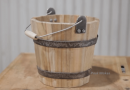 Create A New Vintage Wooden Bucket Out Of Scrap Wood.