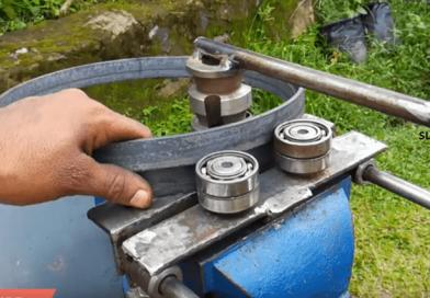 DIY Idea: How To Make A Grinder.