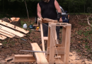 Build A Portable Sawmill With Only $50.